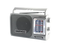 RADIO AM FM DUAL BLUETOOTH E114